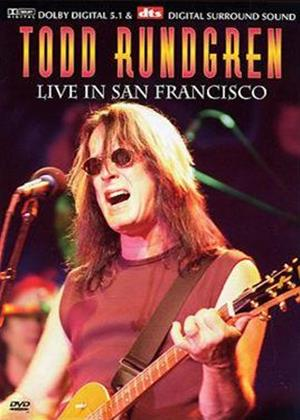 Todd Rundgren: Live in San Francisco Online DVD Rental