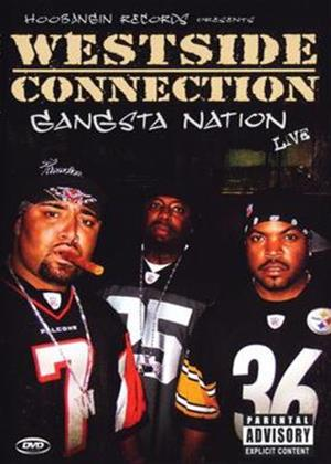Westside Connection: Gangsta Nation Live Online DVD Rental