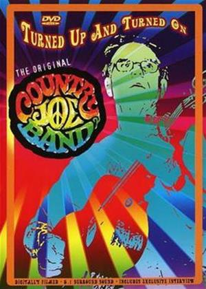 Rent Country Joe McDonald Band: Turned Up and Turned On Online DVD Rental
