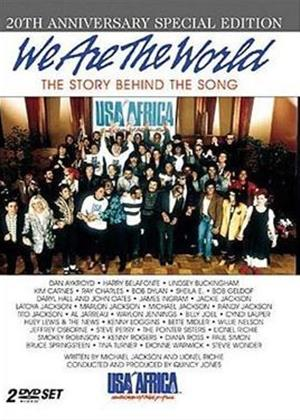 We Are The World: The Story Behind The Song Online DVD Rental