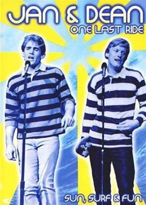 Rent Jan and Dean: One Last Ride Online DVD Rental