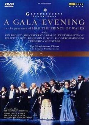 A Gala Evening: In the Presence of HRH the Prince of Wales from the Glyndebourne Festival Opera Online DVD Rental