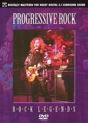 Progressive Rock: Rock Legends Online DVD Rental