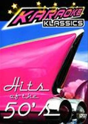 Karaoke Klassics: Hits of the 50's Online DVD Rental