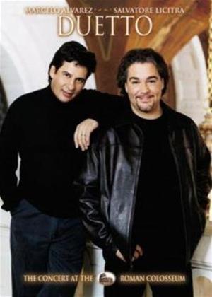 Marcelo Alvarez: Duetto Online DVD Rental
