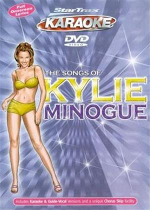 Rent Startrax Karaoke: The Songs of Kylie Minogue Online DVD Rental