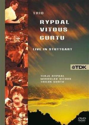 Rent Trio Rypdal Vitous Gurtu: Live in Stuttgart Online DVD Rental