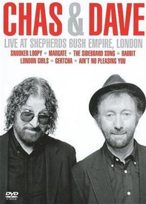 Rent Chas and Dave: Live at the Shepherds Bush Empire Online DVD Rental