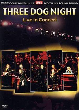 Rent Three Dog Night: Live in Concert Online DVD Rental