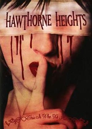 Hawthorn Heights: This Is Who We Are Online DVD Rental