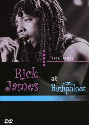Rent Rick James: Live at Rockpalast Online DVD Rental
