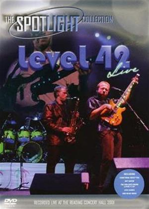 Level 42: Live Online DVD Rental