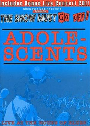 Rent Adolescents: Live at the House of Blues Online DVD Rental