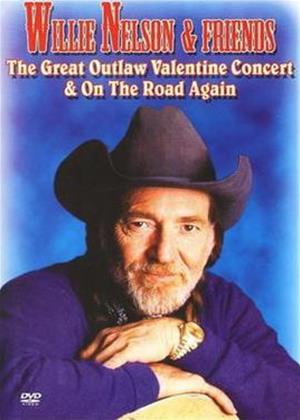 Willie Nelson and Friends: The Great Outlaw Valentine Concert Online DVD Rental