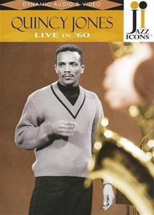Rent Quincy Jones: Live in '60 Online DVD Rental