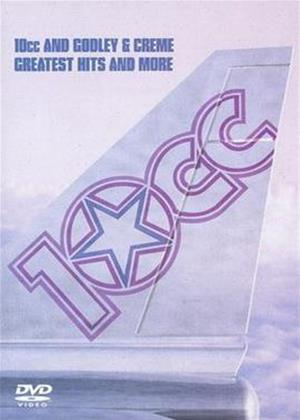 10cc and Godley and Creme: Greatest Hits and More Online DVD Rental