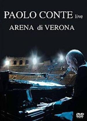 Paolo Conte: Live Arena Di Verona Online DVD Rental