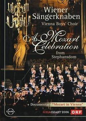 Vienna Boys' Choir: A Mozart Celebration Online DVD Rental
