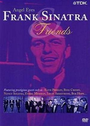 Rent Frank Sinatra: Angel Eyes: Frank Sinatra and Good Friends Online DVD Rental