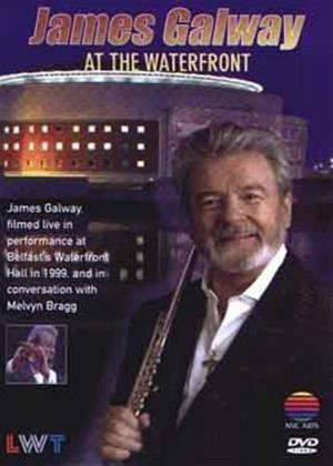 Rent James Galway: Live at the Waterfront / South Bank Show Online DVD Rental