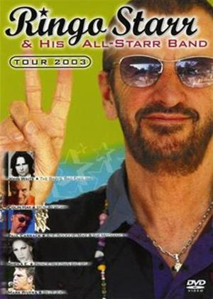 Ringo Starr and His All Starr Band: Tour 2003 Online DVD Rental