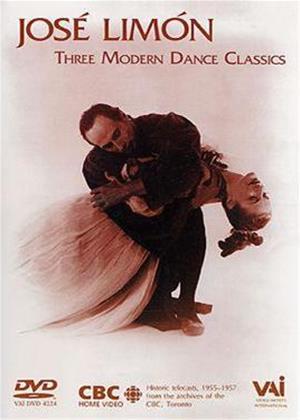 Rent Jose Limon: Three Modern Dance Classics Online DVD Rental