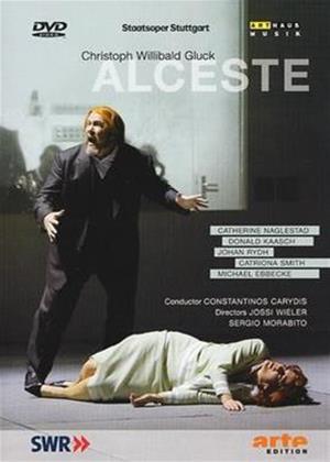 Gluck: Alceste Online DVD Rental