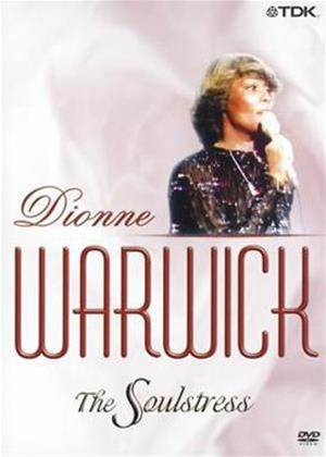 Rent Dionne Warwick: The Soulstress Online DVD Rental