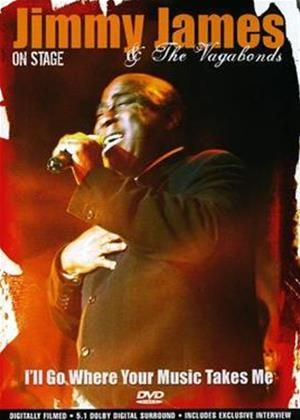 Jimmy James: I'll Go Where the Music Takes Me Online DVD Rental