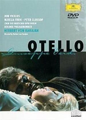 Rent Verdi: Otello: Herbert Von Karajan Online DVD Rental