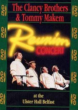 Rent Clancy Brothers and Tommy Makem: Reunion Concert at the Ulster Hall Online DVD Rental