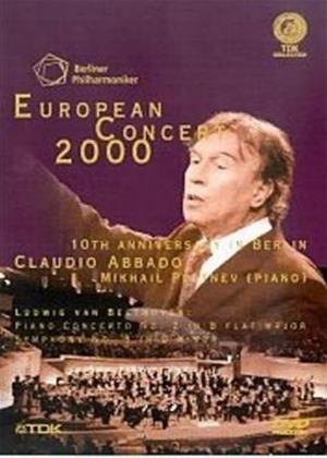Rent European Concert 2000 Online DVD Rental