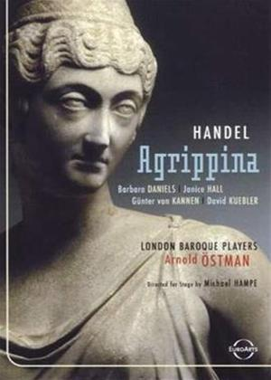 Handel: Agrippina: London Baroque Players Online DVD Rental