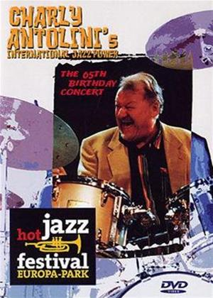 Rent Charly Antolini's International Jazz Power Online DVD Rental