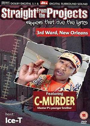 Rent C-Murder: Straight from the Projects Online DVD Rental