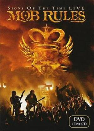 Mob Rules: Signs of the Time: Live Online DVD Rental