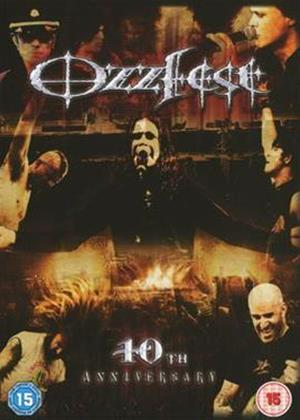 Ozzfest 10th Anniversary Online DVD Rental