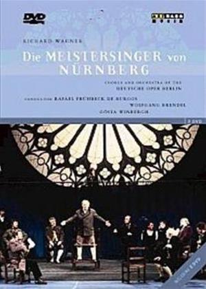 Rent Wagner: Die Meistersinger Von Nurnberg: German Opera Berlin Online DVD Rental