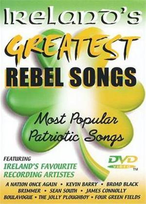 Rent Ireland's Greatest Rebel Songs Online DVD Rental