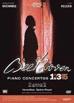 Rent Beethoven: Piano Concertos 1 and 3 Online DVD Rental