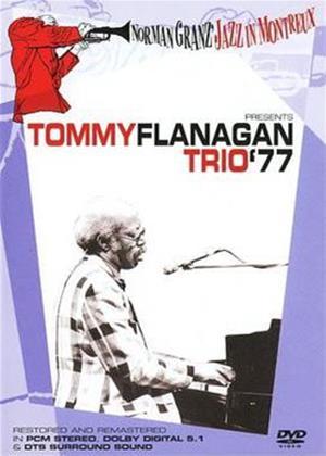Rent Tommy Flanagan Trio: Norman Granz Jazz in Montreux Online DVD Rental