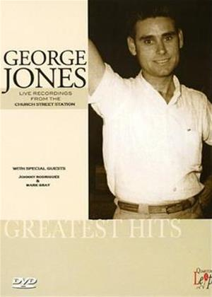 Rent George Jones: Live in Concert from Church Street Station! Online DVD Rental