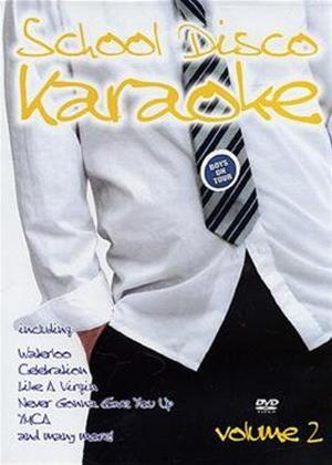 Rent School Disco Karaoke: Vol.2 Online DVD Rental