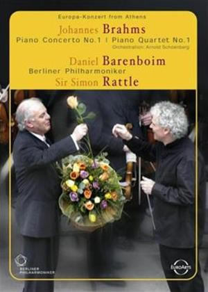 Rent Europa Konzert from Athens Online DVD Rental