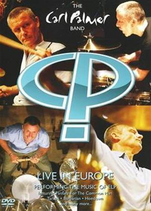 The Carl Palmer Band: Live in Europe Online DVD Rental