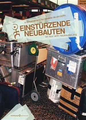 Einsturzende Neubauten: On Tour with Neubauten.Org Online DVD Rental