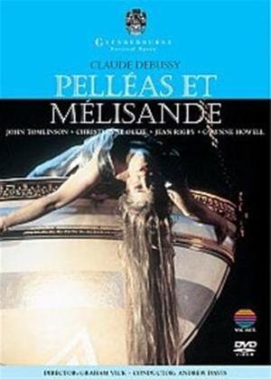 Debussy: Pelleas Et Melisande: Glyndebourne Online DVD Rental