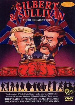 Rent Gilbert and Sullivan: Their Greatest Hits Online DVD Rental