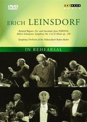 Rent Erich Leinsdorf in Rehearsal Online DVD Rental
