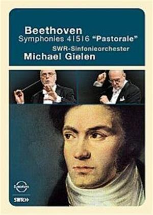 Beethoven: Symphonies Nos. 4, 5 and 6: Pastorale Online DVD Rental